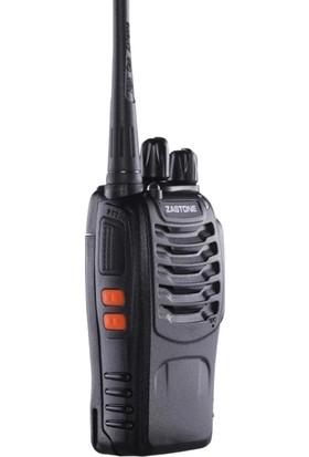 Zastone ZT-V68 2'li El Telsizi Siyah
