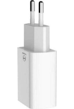 Mcdodo CH-6731 2.1A Şarj Cihazı + Micro USB Kablo 1m - Beyaz
