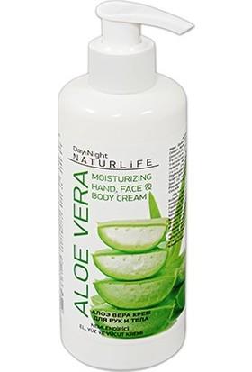 Naturlife Aloe Vera El Yüz ve Vücut Kremi 250ml