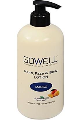 Gowell Mango El Yüz Vücut Losyonu