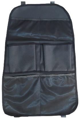 Dr. Cornel Araç İçi Koltuk Arkası Organizer 6 Cepli 55 cm x 35 cm Siyah