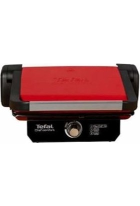 Tefal Chef Comfort Kırmızı 1800W Tost Makinesi