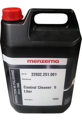 Menzerna Control Cleaner Temizleme Spreyi 5 lt