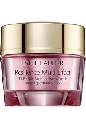 Estee Lauder Resilience Multi-Effect Spf 15 Yüz ve Boyun Kremi 75ml