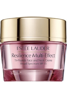 Estee Lauder Resilience Multi-Effect Face And Neck Creme Dry Skin 50ml