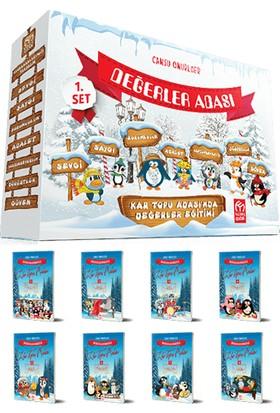 Model Çocuk 3. Sınıf Değerler Adası Hikaye Seti 10 Kitap 1.set