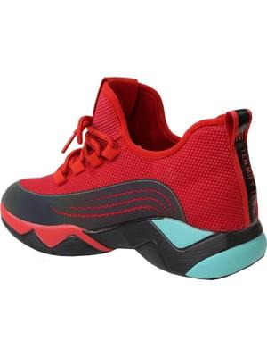 Guja 20K355-1 Kırmızı Kadın Spor Ayakkabı