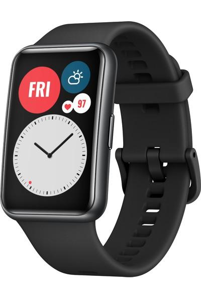 Huawei Watch Fit Akıllı Saat - Siyah