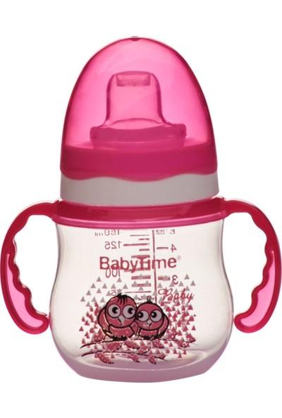 Babytime BT106 Damla Akıtmaz Kulplu Bardak 150 ml