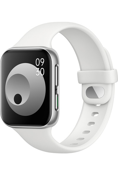 Oppo Watch 41mm Akıllı Saat - Gümüş OW19W6 (Oppo Türkiye Garantili)