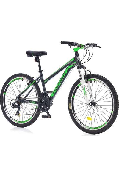 Corelli Swing 3.0 26 Jant Bayan Dağ Bisikleti Siyah - Yeşil - 003805