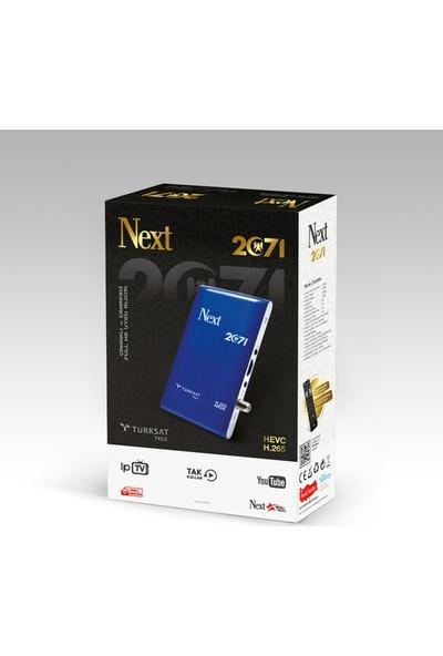 Next 2071 Çanaklı Çanaksız Mpeg4 Hd Uydu Alıcısı