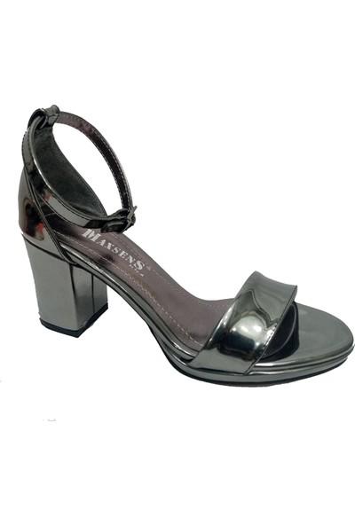 Gizem 402 Rugan Trend Fashion Kadın Sandalet