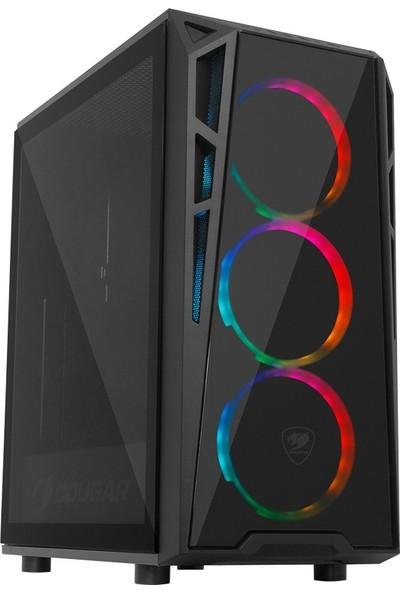 """Go Gamer G60TD Intel Core i9 10900F 32GB 1TB + 500GB SSD RTX 2080 Freedos 27"""" Masaüstü Bilgisayar"""