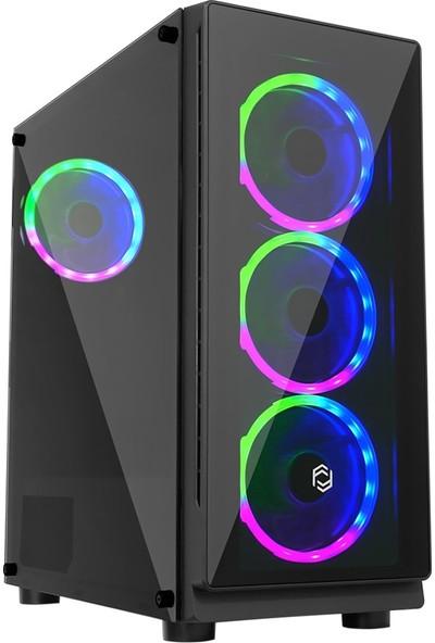 "Go Gamer G21D AMD Ryzen 3 3100 16GB 480GB SSD RX 550 Freedos 21.5"" Masaüstü Bilgisayar"