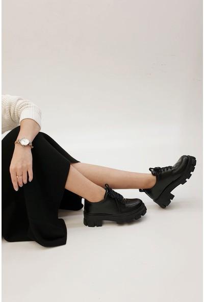 Marjin Rimar Oxford Ayakkabı Günlük Ayakkabı