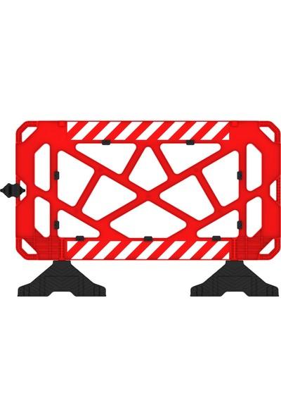 Zeplin Güvenlik Bariyeri 100 x 150 x 50 cm