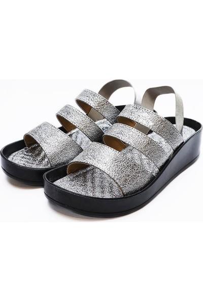 Trios Shoes Kadın Sandalet TS1029