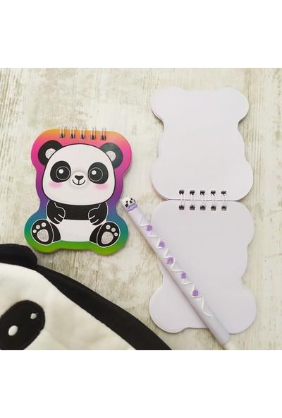 Şeker Ofisi Panda Simli Not Defteri