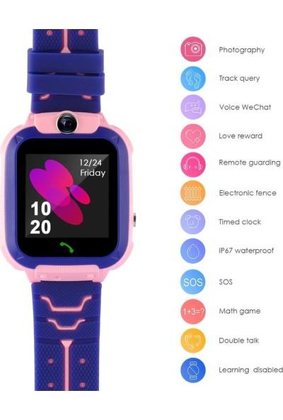 Umaynine Z216 Sim Kart Özellikli Akıllı Çocuk Saati