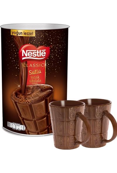 Nestle Sıcak Çikolata 1750 gr + 2'li Kupa