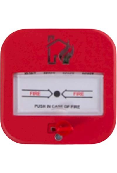 Lorex LR-5100R Resetlenebilir Yangın Ihbar Butonu