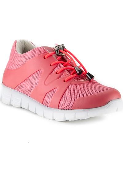 Minipicco Unisex Çocuk Pembe Spor Ayakkabı