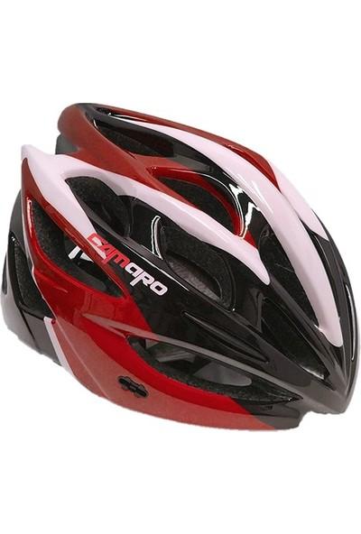 Camaro Bisiklet Kaskı Işıklı Mv 50