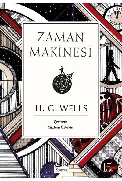 Zaman Makinesi (Bez Ciltli) - H.G.Wells
