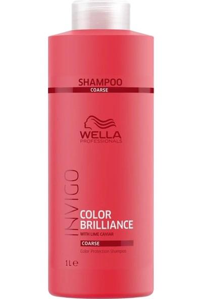 Wella Invigo Color Brilliance Renk Koruyucu Şampuan 1000 ml