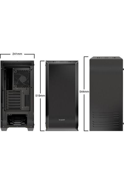 Be Quiet! Dark Base 700 E-ATX Midi Tower Bilgisayar Kasası BGW23