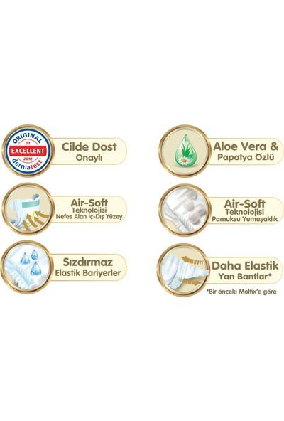 Molfix Bebek Bezi 1 Beden Yenidoğan Fırsat Paketi 2-5 Kg 120 2-5 Kg