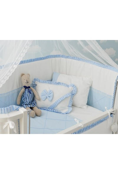 Meltem Smart Bambino Bebek Uyku Seti - 70x110 cm