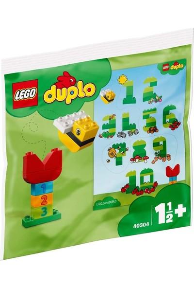 LEGO Duplo 40304 Duplo Sayıları Öğreniyorum