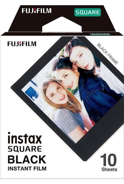 Fujifilm Instax Square Black Edition 10'lu Kare Film