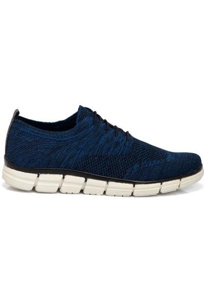 Tergan Teryy Lacivert Tekstil Erkek Ayakkabı 110032I49