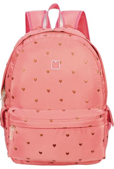 Marshmallow Sırt Çantası Puff Pink 63481