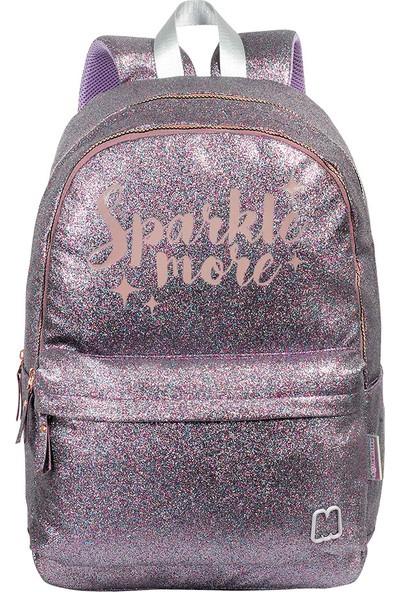 Marshmallow Sırt Çantası Sparkle Violet 63526