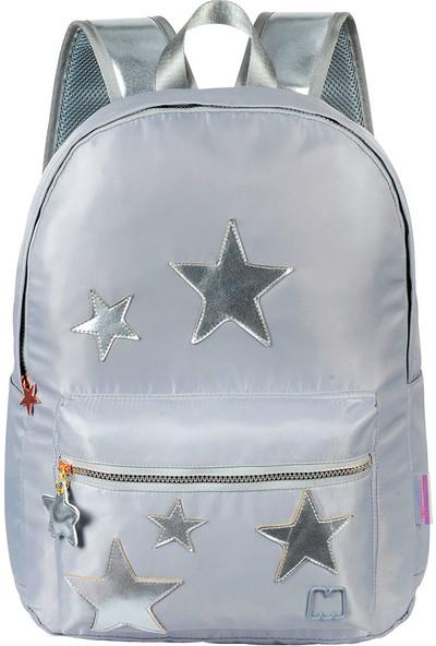 Marshmallow Sırt Çantası Stars Blue 63489