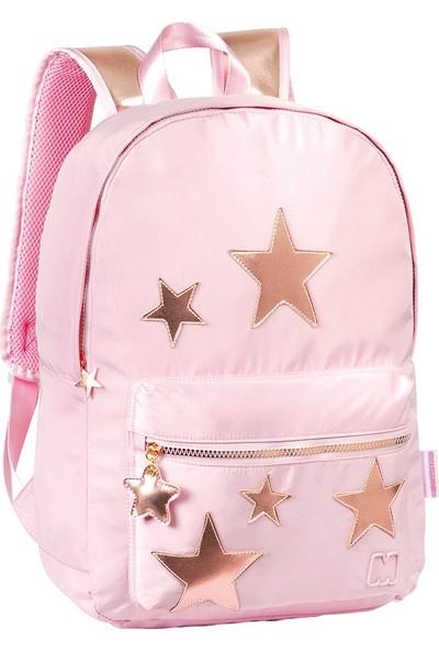 Marshmallow Sırt Çantası Stars Pink 63483