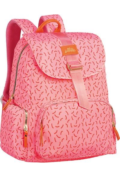 Miss Lemonade Sırt Çantası Flap Pink 63457