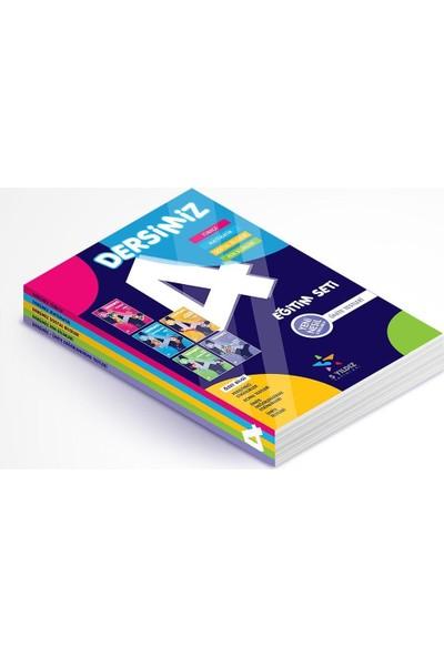 Beş Yıldız Yayınları 4.sınıf Eğitim Seti 5 Kitap