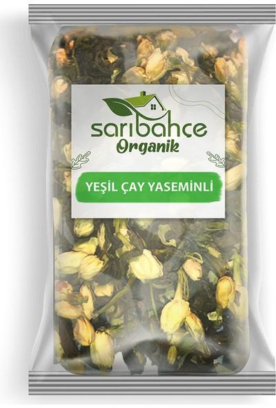 Sarıbahçe Yeşil Çay Yaseminli 100 gr