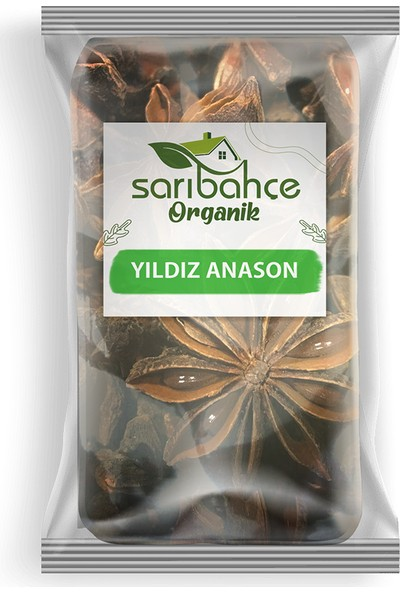 Sarıbahçe Yıldız Anason 50 gr