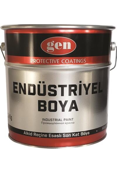 Gen Endüstriyel Boya 1.Grup 0,9 kg 7044 Açık Gri