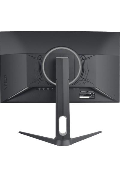 "Rampage RM-127 Mircakle 27"" 165Hz 1ms (HDMI+Display) Freesync Full HD Curved Monitör"