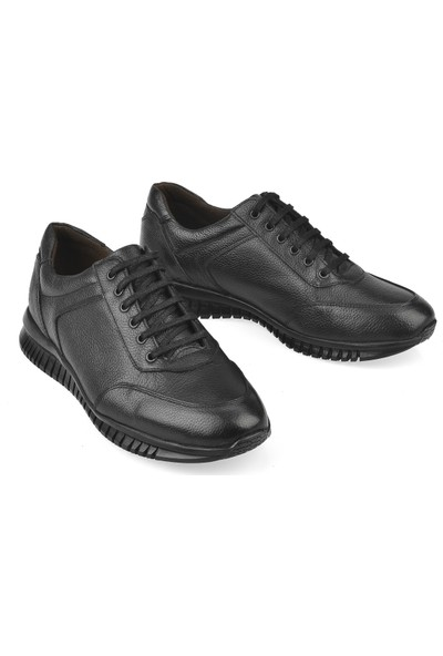 Ziya Erkek Ayakkabı 103423 101 Siyah