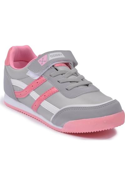 Cosby 3552 Buz-Pembe Çocuk Spor Ayakkabı