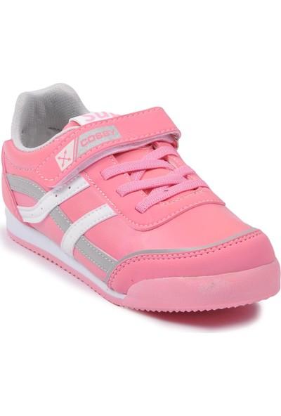 Cosby 3552 Pembe Çocuk Spor Ayakkabı