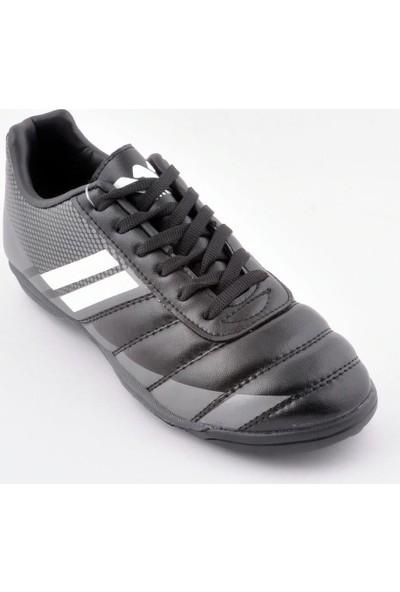 Walkway WLH2323 Siyah-Füme-Beyaz Erkek Halı Saha Ayakkabısı